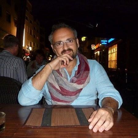 A portrait of CyberEthics researcher Antonio Carnevale